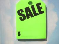mirror sale green