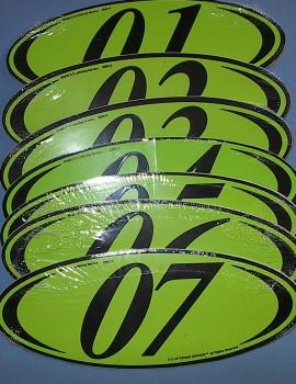 sticker gr 10-07 11in