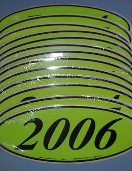 sticker gr years 14in all